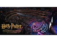 2x Harry Potter Screening with LIVE ORCHESTRA @ Royal Albert Hall