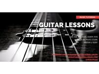 Guitar Lessons & Music Tutoring