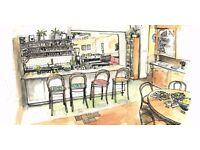 RUNNER needed for New Restaurant in Marylebone, London