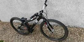 Trials bike mountain bike jump bike