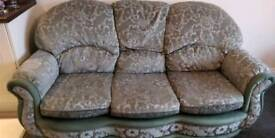 Sofa and armchair for sell