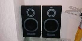Sony speakers 35w each