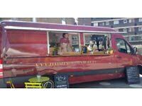 Pizza Van Business Bushman Oven