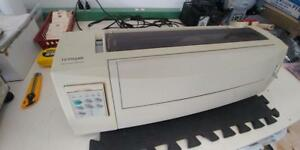 Lexmark Forms Printer 2481 Workgroup Dot Matrix Printer
