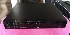 COP INSPIRE 16 CHANNEL CCTV DVR DVD RW USB 1TB HD HDMI BLUE INS-DVR16P-1000
