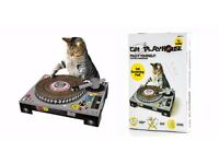 Cat scratch turntable *NEW*