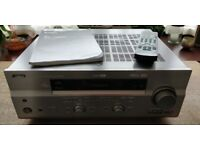 Yamaha RX-N600D high performance 6.1 surround sound receiver