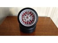 New Car Tyre Alloy Wheel Alarm Clock Decorative Timepiece