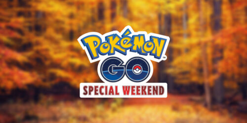 POKEMON GO Special Weekend event in JAPAN. December 12, 2021 promotion code.