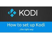 Kodi 17 installation movies sports and lots more