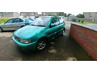 VW Polo 1.4 Manual 1996