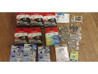 Canon and ,epson cartridges brand new unopened