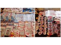 £120 NEW JOBLOT - TAKE ALL PERFECT FOR CARBOOT SHOP EBAY ETC