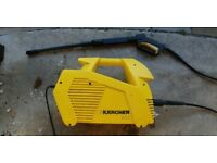 Karcher 411 Pressure Washer inc snow foam lance