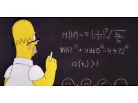Experienced Maths Tutor - SATS, KS3, GCSE, A-Level