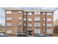A spacious two bedroom flat in Acton Vale