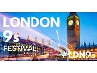 #LDN9s Sport and Music Festival Sun 23 July