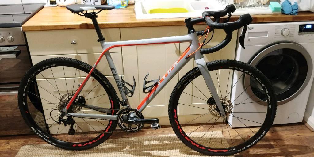 9b87bea8df5 2017 Cube Cross Race Pro Cyclocross bike | in Sedbergh, Cumbria ...