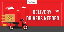 Papa Johns Delivery Drivers - Pizza Delivery - Across Warwickshire - Great pay + benefits