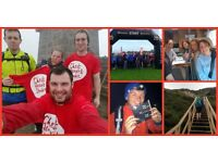 Northern Ireland Chest Heart and Stroke 5 Peak Challenge!