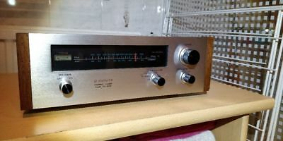 Pioneer TX-500 AM/FM Stereo Tuner (1970)