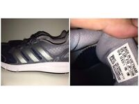 *cheap*INFANT BOYS SIZE 13K ADIDAS TRAINERS USED JUST £8