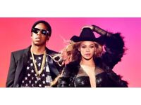 Beyonce and Jay Z Tour Concert Tickets