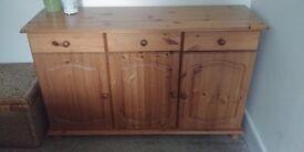 Pine Dresser for sale