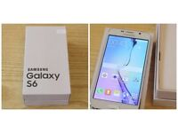 Brand New SAMSUNG Galaxy S6 (WHITE) For Very Quick Sale