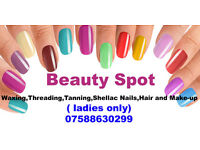 BEAUTY SPOT HAIR AND BEAUTY SALON OPENING SOON
