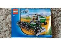 Lego City farm combine harvester (7636)