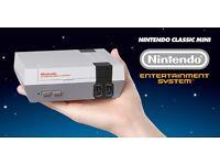 Nintendo mini classic