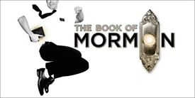 the book of mormon tickets x2