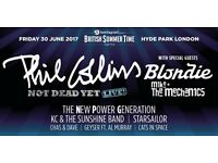 Phil Collins - Barclaycard British Summer Time - Friday 30 June
