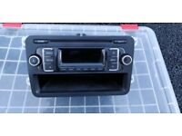 Radio . VW T5 Transporter single din radio