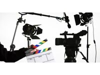 Learn the art of filmmaking with our 12 Module Digital Filmmaking Course