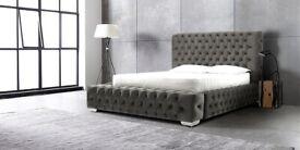 Ambassador Bed For Sale   Ottoman Storage & Mattress   Cash On Delivery