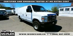 2012 Ford E-150 E150 4.6L V8 Cargo No Windows