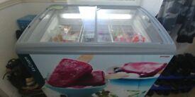 Walls commercial freezer £200