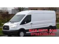 d92d7317a1a Reliable and Cheap Man and Van Hire House Office Removals Single Item   Bike
