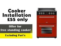 Gas engineer/ Boiler installation / cooker or Gas Hob Installation / Plumber/ landlord certificate