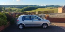 **LOW MILEAGE**[2005] HYUNDAI GETZ 1.0 GSI (MOT MAY 2019) SERVICE HISTORY**ONLY 2 OWNERS FROM NEW**