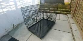 """""""Barkshire"""" heavy duty medium dog crate"""