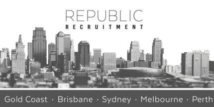 Republic Recruitment Surfers Paradise Gold Coast City Preview