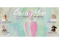 """""""Being you"""" - from chaos to harmony"""
