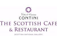 Duty Manager @ TheScottish Cafe & restaurant