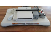 Wii Fit Plus with 5 games, in excellent working order