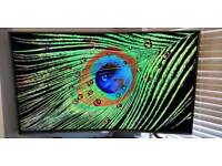 4k 55 inch Curved Smart TV 55inch