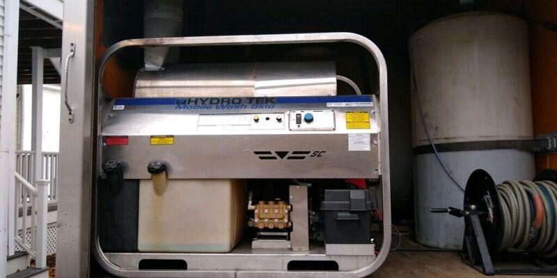 Hydrotek PowerWasher