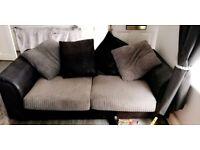 3&2 seater sofa good condition